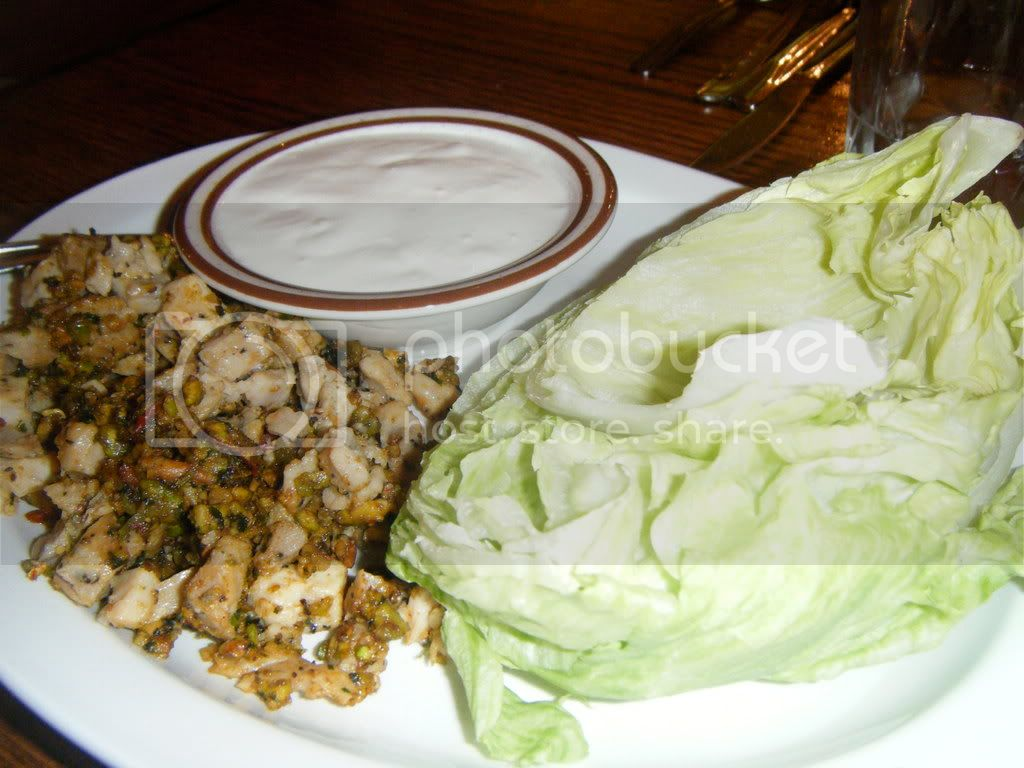 Bright Angels Sana Fe Lettuce Wraps