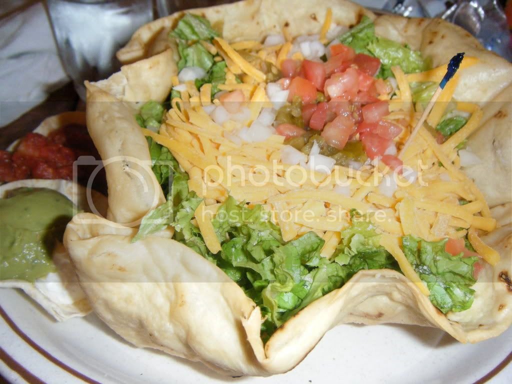 Bright Angels Taco Salad