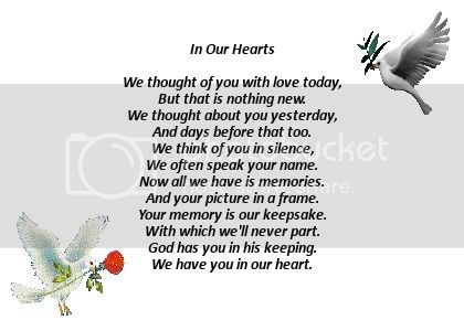 In Our Hearts Poem